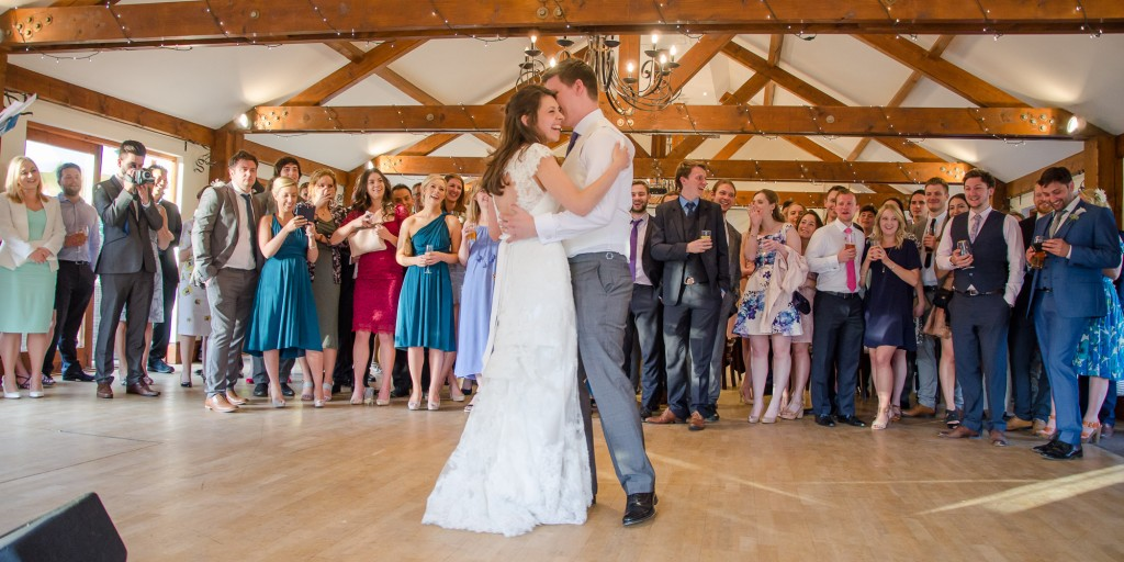 First Dance at Coltsford Mill