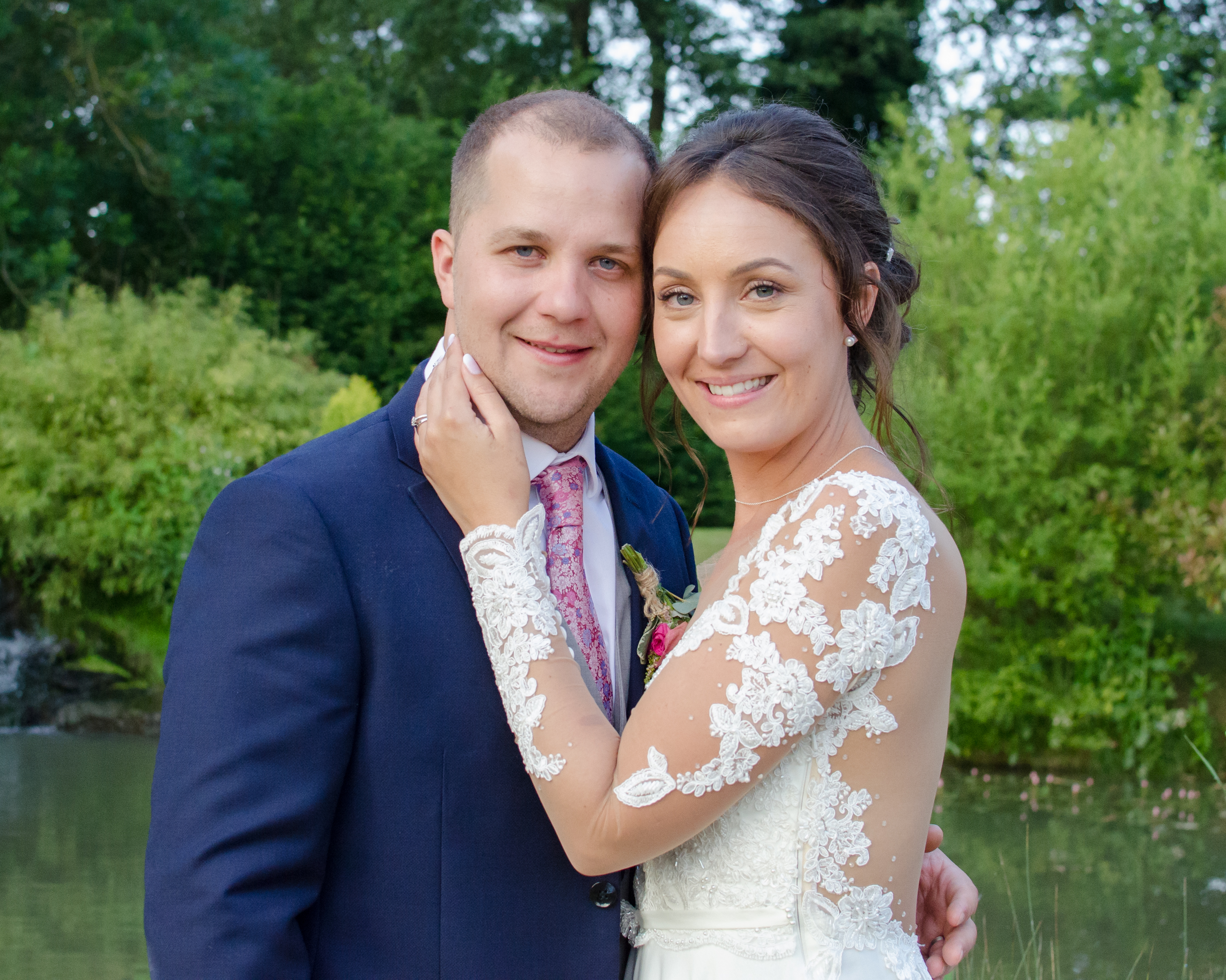 Oxted Wedding Photography at Coltsford Mill